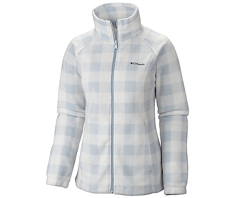 photo: Columbia Women's Benton Springs Printed Fleece fleece jacket