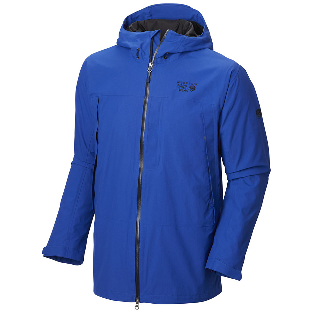 photo: Mountain Hardwear Men's Exposure II Parka waterproof jacket