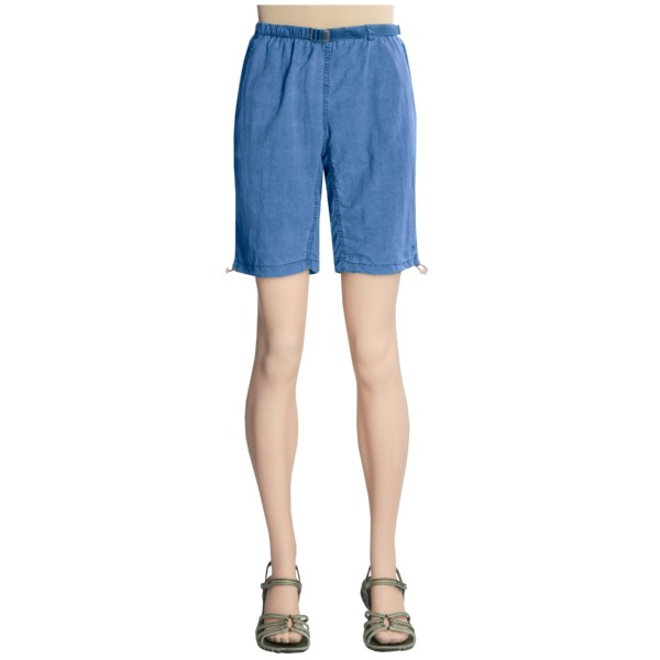 photo: White Sierra Women's Hanalei Bermuda Short hiking short