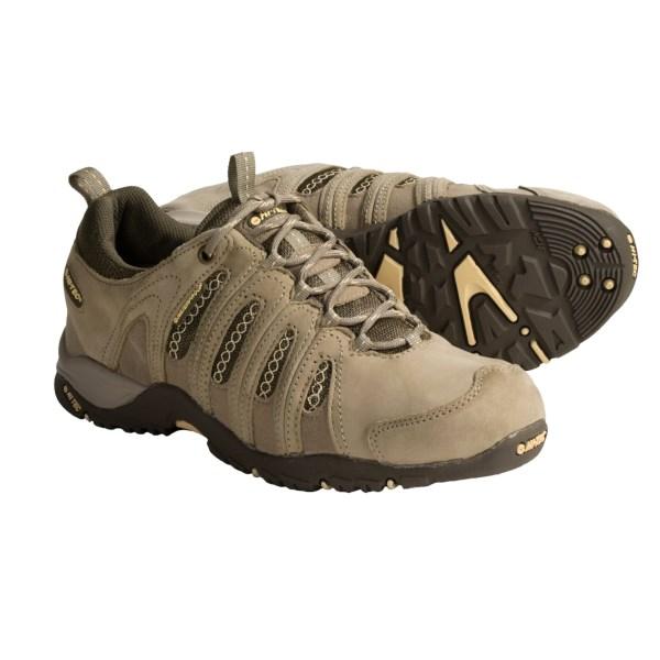 photo: Hi-Tec Saratoga WP trail shoe