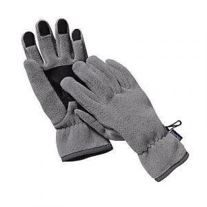 photo: Patagonia Men's Synchilla Gloves fleece glove/mitten