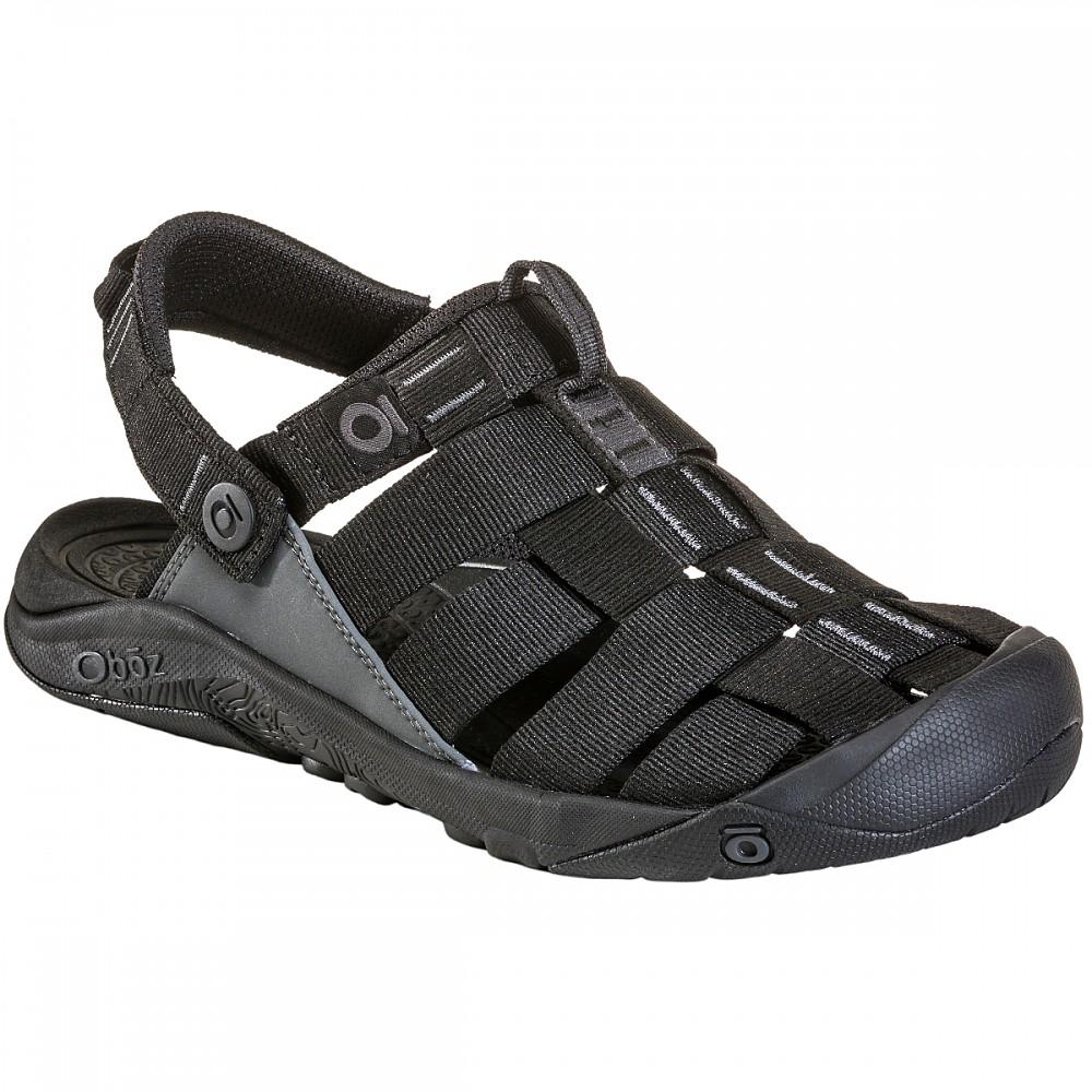 photo: Oboz Campster sport sandal