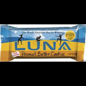 Clif Luna Bar Peanut Butter Cookie