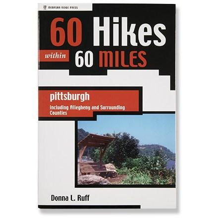 photo: Menasha Ridge Press 60 Hikes within 60 Miles: Pittsburgh us northeast guidebook