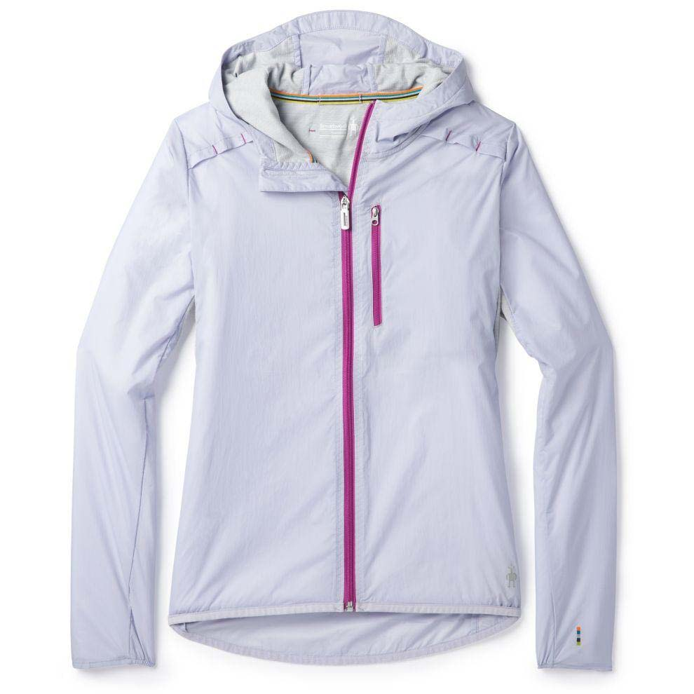 photo: Smartwool Women's PhD Ultra Light Sport Jacket wind shirt