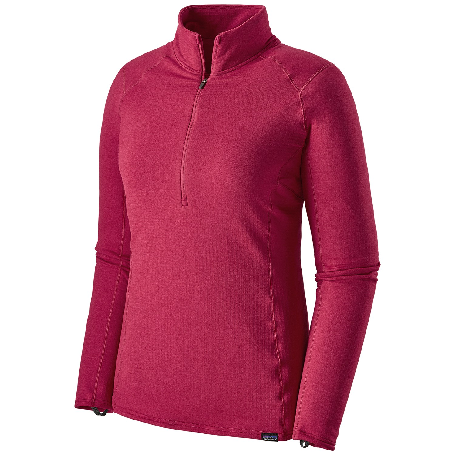 photo: Patagonia Women's Capilene Thermal Weight Zip-Neck base layer top