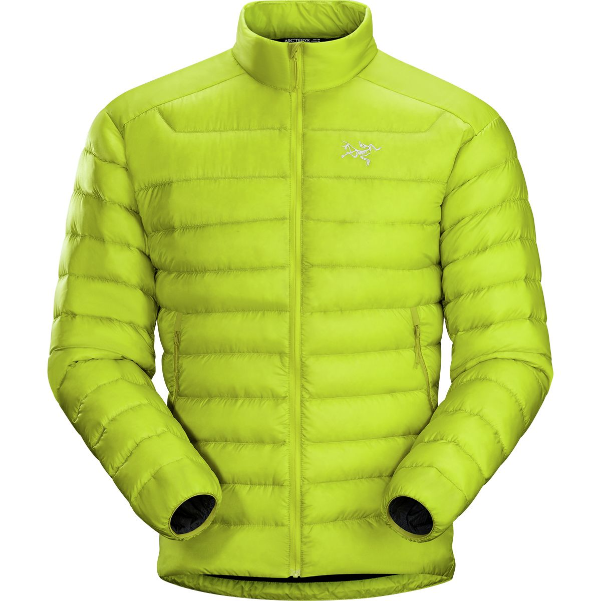 photo: Arc'teryx Cerium LT Jacket down insulated jacket