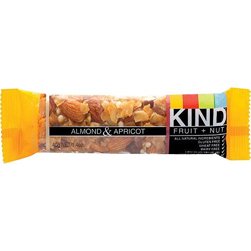 photo: Kind Fruit & Nut Bar nutrition bar