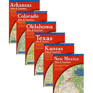 DeLorme State Atlas & Gazetteer