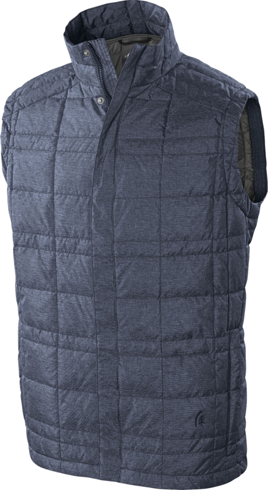 photo: Sierra Designs DriDown Vest down insulated vest