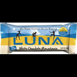 photo: Luna Bar nutrition bar
