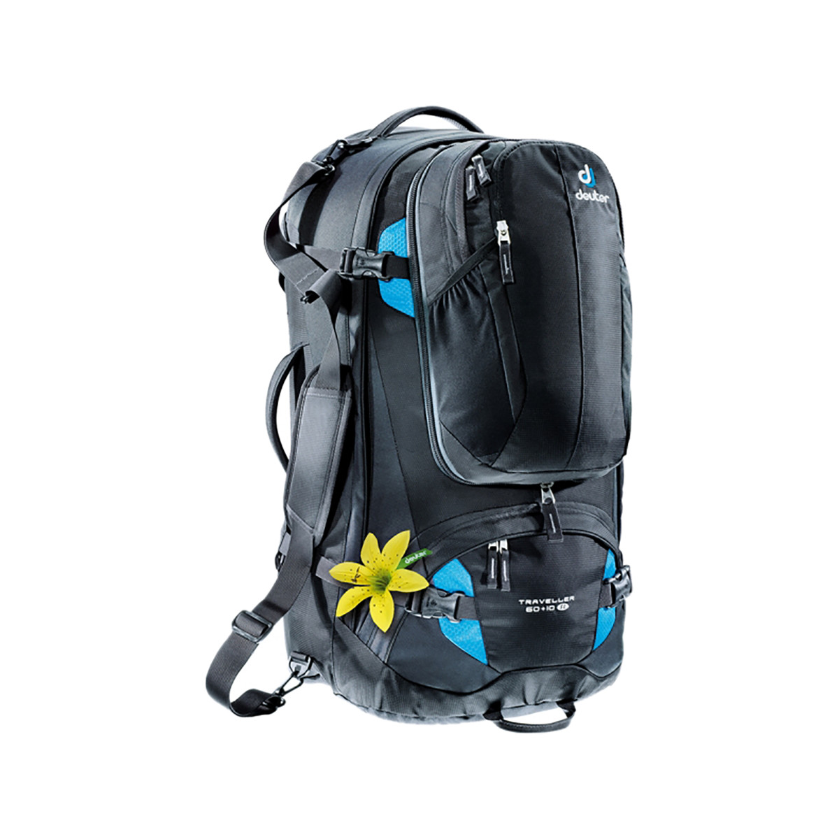 photo: Deuter Traveler 60+10 SL weekend pack (50-69l)
