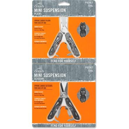 Gerber Mini Suspension