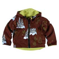 photo: Outside Baby Boys' 2 Layer Windproof Jacket fleece jacket