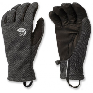 photo: Mountain Hardwear Gravity Glove fleece glove/mitten