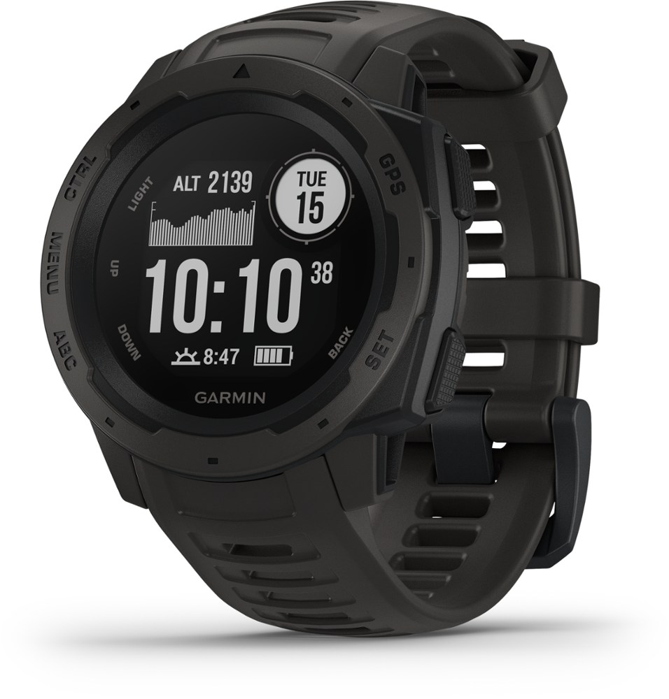 photo: Garmin Instinct gps watch