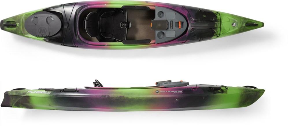 photo: Wilderness Systems Pungo 120 recreational kayak