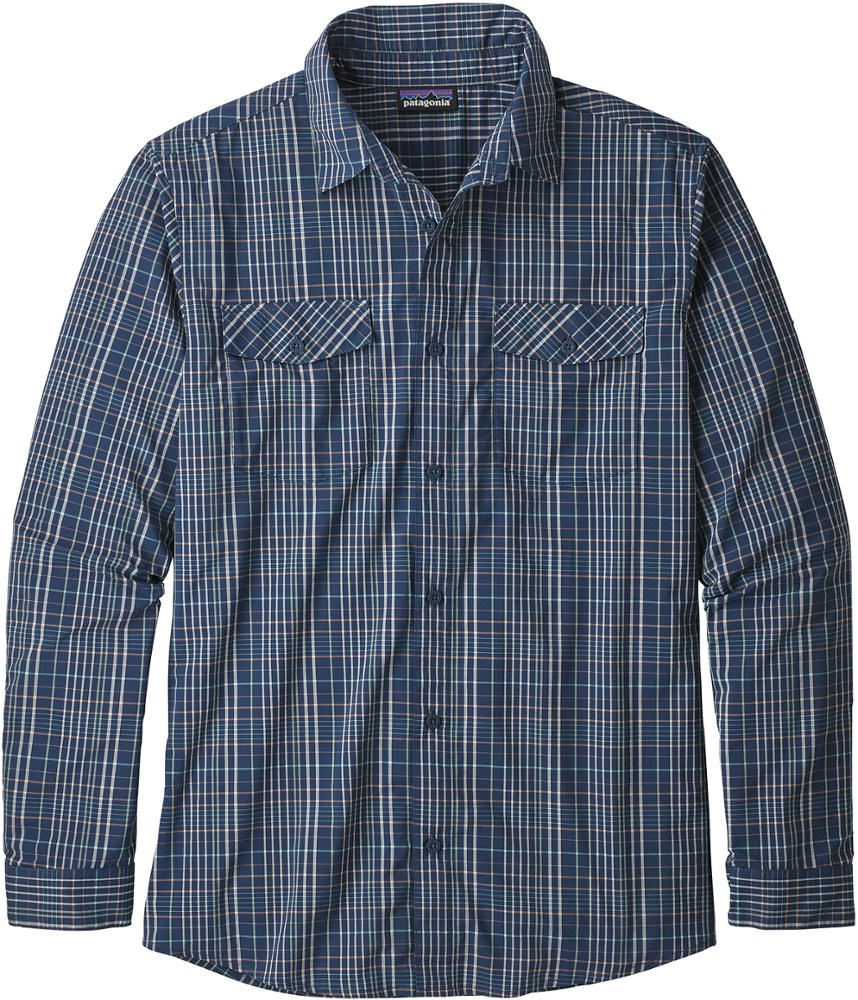 Patagonia Long-Sleeved High Moss Shirt