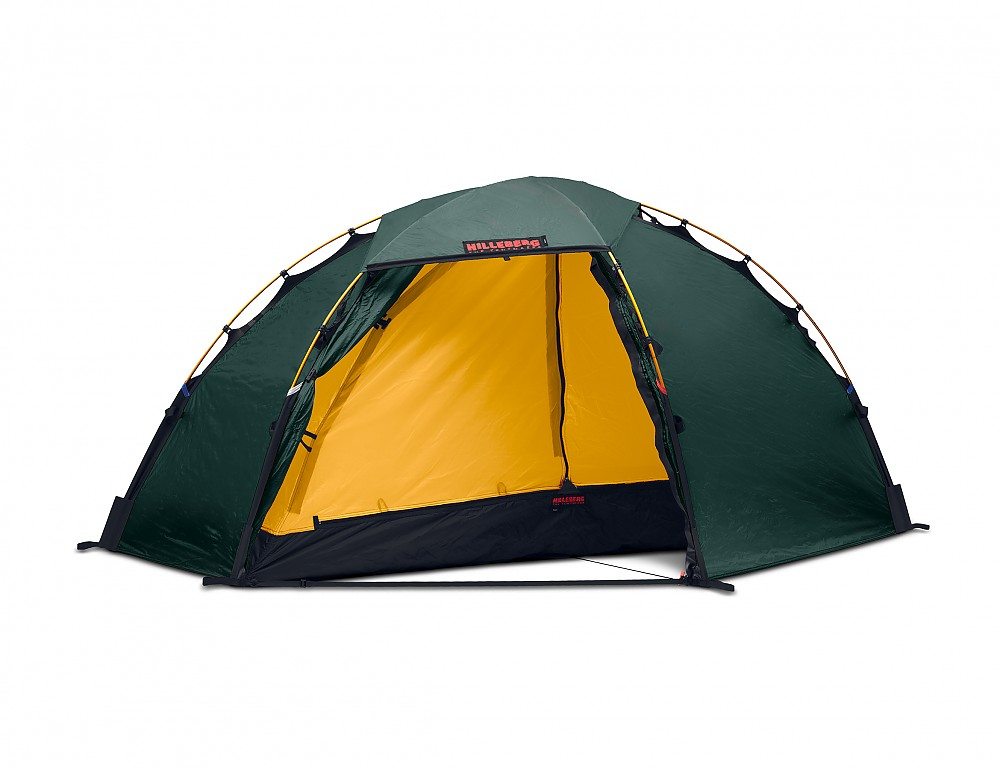 photo: Hilleberg Soulo four-season tent