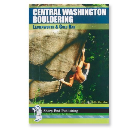 Sharp End Publishing Central Washington Bouldering