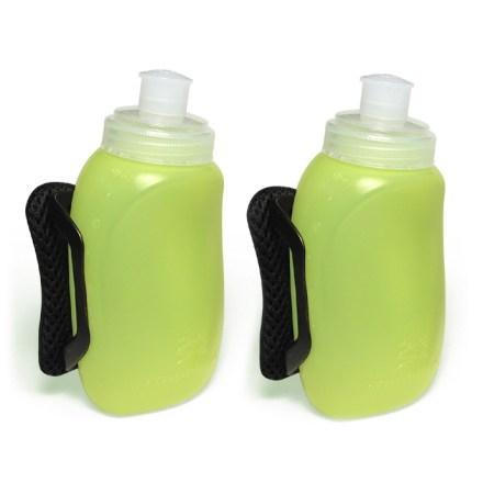 photo: Amphipod SnapFlask Hydration Module water bottle