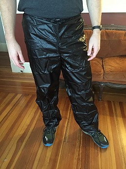 Antigravitygear Ultralight Rain Pants Reviews Trailspace