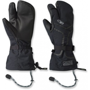 photo: Outdoor Research Highcamp 3-Finger Gloves glove/mitten