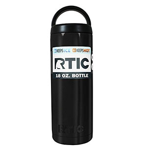 photo: RTIC 18oz Bottle water bottle