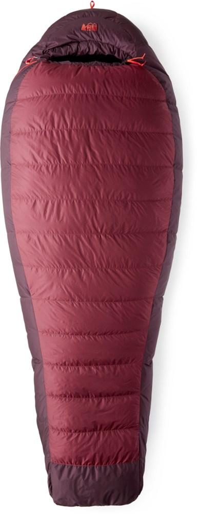 photo: REI Joule 21 3-season synthetic sleeping bag