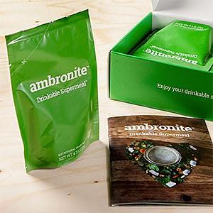 photo:   Ambronite drink