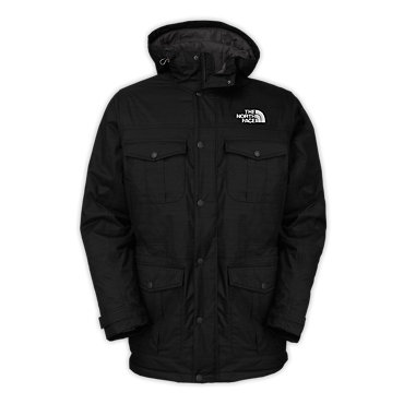 photo: The North Face Bedford Down Parka down insulated jacket