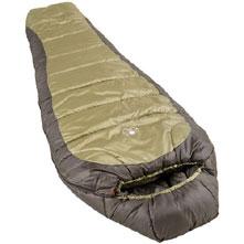 photo: Coleman North Rim 0 3-season synthetic sleeping bag