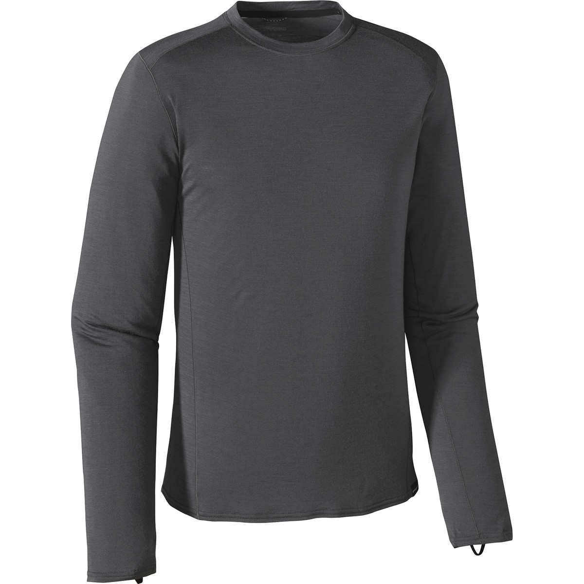 photo: Patagonia Men's Merino 1 Silkweight Crew base layer top
