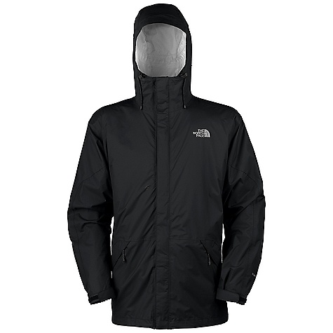 photo: The North Face Men's Venture Parka waterproof jacket