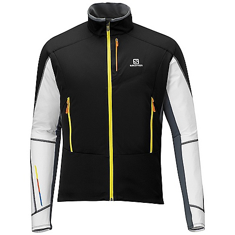 photo: Salomon Elite WS Jacket soft shell jacket