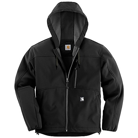 photo: Carhartt Soft Shell Hooded Jacket soft shell jacket