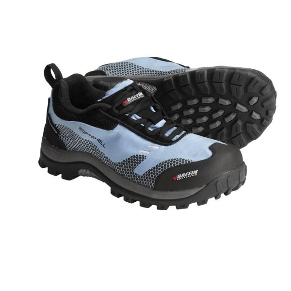 photo: Baffin Women's Approach Soft Shell trail shoe