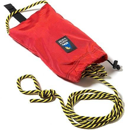 photo: North Water Small Regulation Throw Bag throw bag/rope
