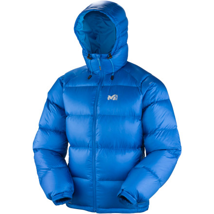 photo: Millet Down Alpine Jacket down insulated jacket