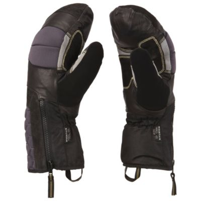 photo: Mountain Hardwear Chawa Mitt waterproof glove/mitten