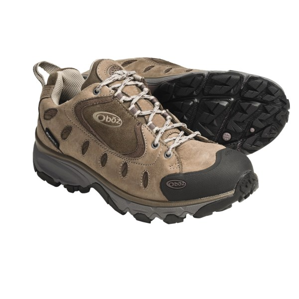 photo: Oboz Gallatin trail shoe