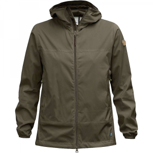 photo: Fjallraven Women's Abisko Windbreaker Jacket wind shirt