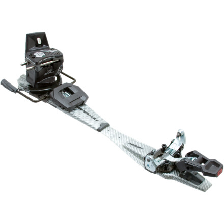 photo: Dynafit TLT Vertical FT 110mm Z12 alpine touring binding
