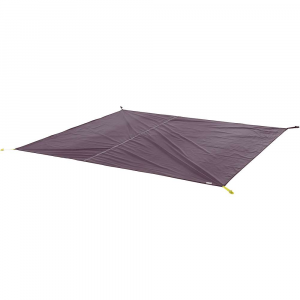 Big Agnes Yellow Jacket 4 mtnGLO Footprint