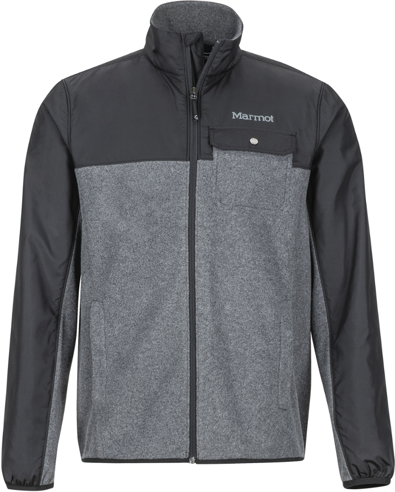 photo: Marmot Men's Tech Sweater fleece jacket