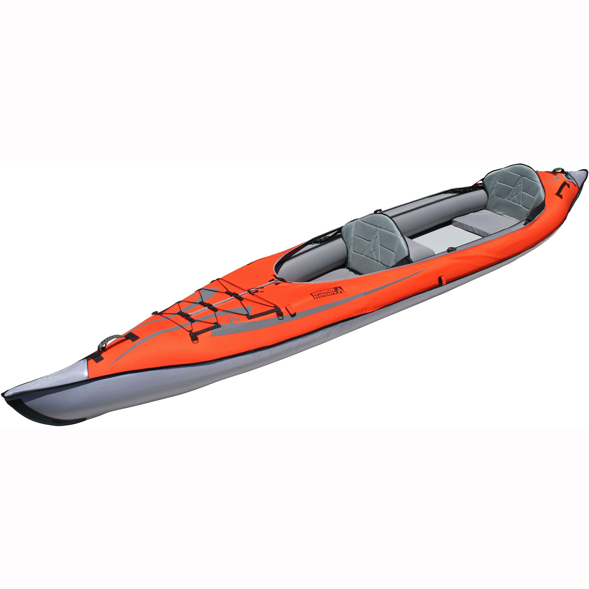 photo: Advanced Elements AdvancedFrame Expedition inflatable kayak