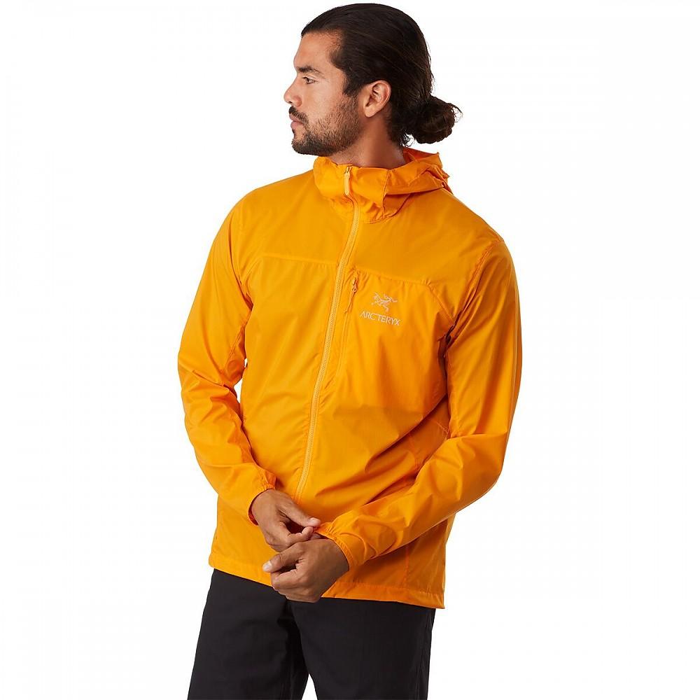 photo: Arc'teryx Squamish Hoody waterproof jacket