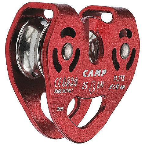 photo: CAMP Flyte Pulley pulley