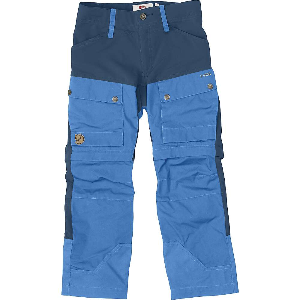 photo: Fjallraven Kids' Keb Gaiter Trousers hiking pant