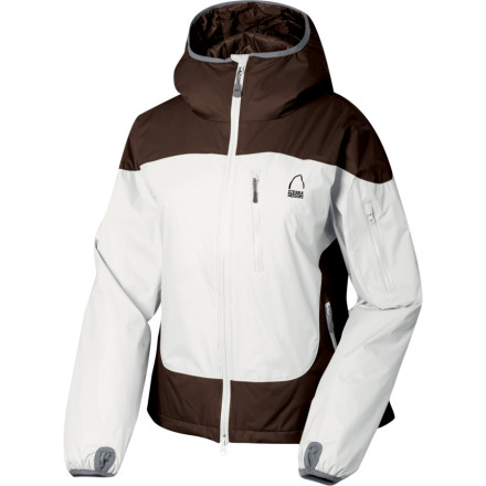 photo: Sierra Designs Women's Chockstone Jacket synthetic insulated jacket